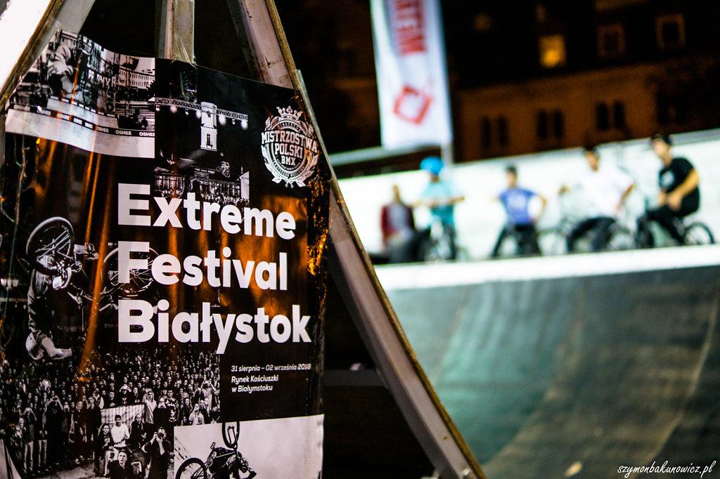 Extreme Festival Białystok